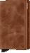 vintage cognac rust